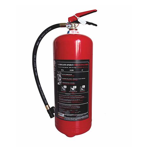 Extintores de Polvo