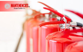 Que saber sobre extintores